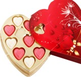 Ghasitaram Gifts Sweet Heart Box Chocola...