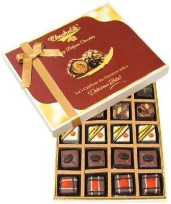 Chocholik Lovely 20pc Mix Assorted Box Of Chocolate Truffles