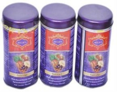 Skylofts Fruit N Nut Tin (Pack of 4) Chocolate Bars