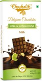 Chocholik Milk Lime And Ginger Bar - Lux...