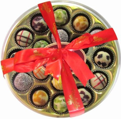 Chocholik Great Combination Of Truffles Box of Indian Premium Flavored Exclusive Range Chocolate Truffles