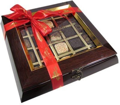 Chocholik Quintessential collection Box Chocolate Truffles