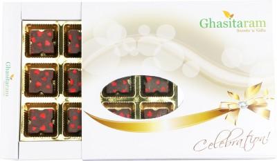 Ghasitaram Gifts Designer White Box Chocolate Bars