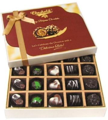 Chocholik Great Combination Of 20 Pc Assorted Chocolate Truffles