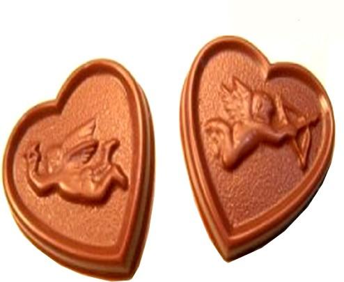 Ghasitaram Gifts Cupid Hearts Chocolate Bars