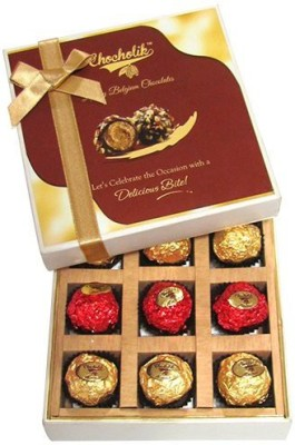 Chocholik Legend Wrapped Box Chocolate Truffles