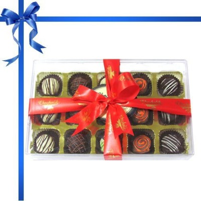 Chocholik 15 Pieces Exotic Collection Of Chocolate Truffles