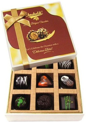 Chocholik Attractive Treat Chocolate Truffles