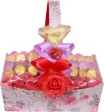 Skylofts Beautiful Handle Basket Gift Ch...