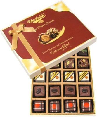 Chocholik Lovely 20pc Mix Assorted Box Belgium Chocolate Truffles