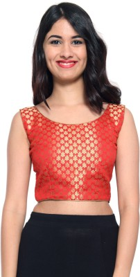 Francisca & Dominique Embroidered Artificial Brocade Women's Choli