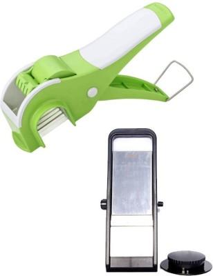 Noorstore Easy Cuter And Vegetable Slicer Chopper(Multicolor)