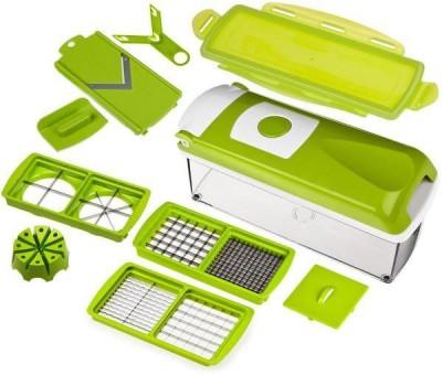 jhondeal.com vegetable and fruit chopper Chopper(Green)