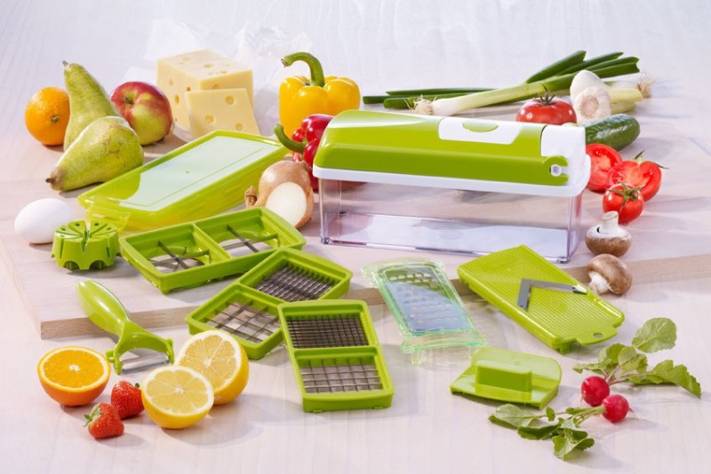 Cybercity CM-001 Green Kitchen Tool Set