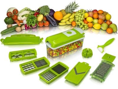genuis Plastic, Steel Apple, Carrot, Strawberry, Potato, Banana Grater and Slicer