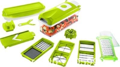 jhondeal.com vegetable cutter and fruit slicer Chopper(Green)