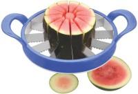 Patidar Polymers Fruit Slicer (Melon Slicer) Chopper(Blue)