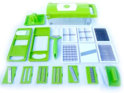 Smartkshop Plastic, Steel Grater and Slicer