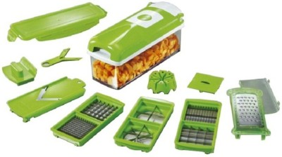 maxxlite 100% Original 12 In 1 vegetable Dicer(1 Lakh Sold) Chopper