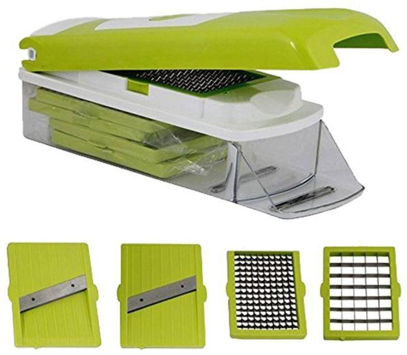 Globalepartner Handy Slicer Chopper(Green)