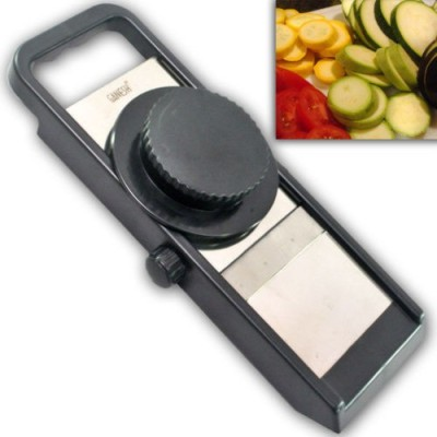 Sharnamemall Ganesh Adjustable Slicer Chopper(Black)