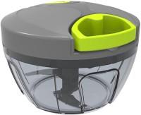 Home Puff Vegetable Cutter, Blender Mini & Powerful Hand Held Chopper(Grey, Green)