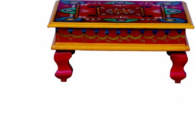 Kingscrafts Wooden All Purpose Chowki
