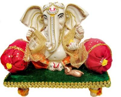 Creativity Centre Shri Siddhivinayak Showpiece  -  16 cm