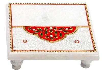 Aapno Rajasthan Marble Pooja Chowki