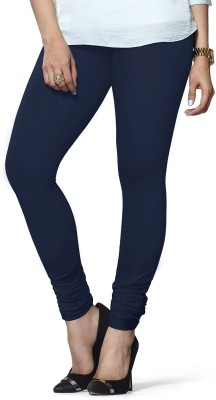 ambey shree trendz Women,s Dark Blue Leggings