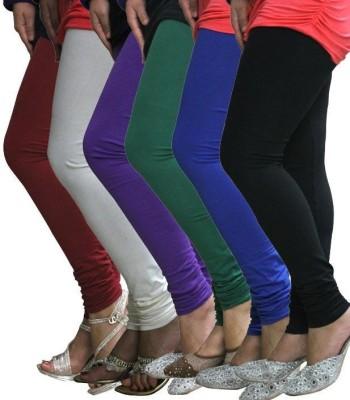 shrayst fashion Cotton Lycra Blend Women,s, Girl's Churidar