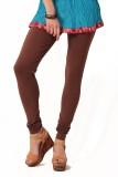 Colors & Blends Women's Brown Leggings