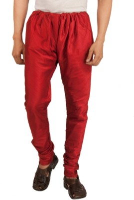 Larwa Dupion Silk Men's Churidar