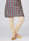 Aurelia Cotton Lycra Blend Women's Churi...
