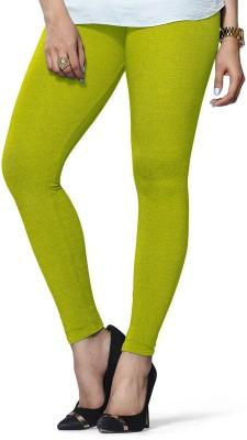 ambey shree trendz Women,s Light Green Leggings
