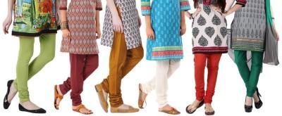 Amoya Cotton Women's Churidar