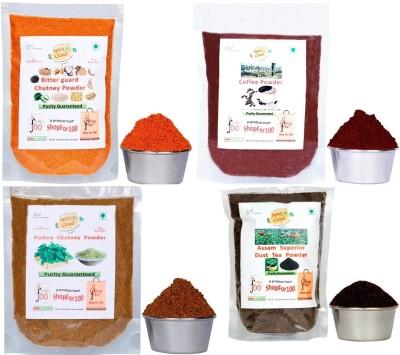 Dakshin's Spicy Cloud Spicy Powders Combo (Bitter guard) Chutney Powder