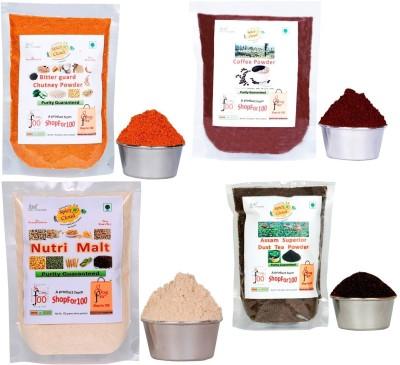 Dakshin's Spicy Cloud multipurpose combo pack (Bitter guard chutney powder) Chutney Powder