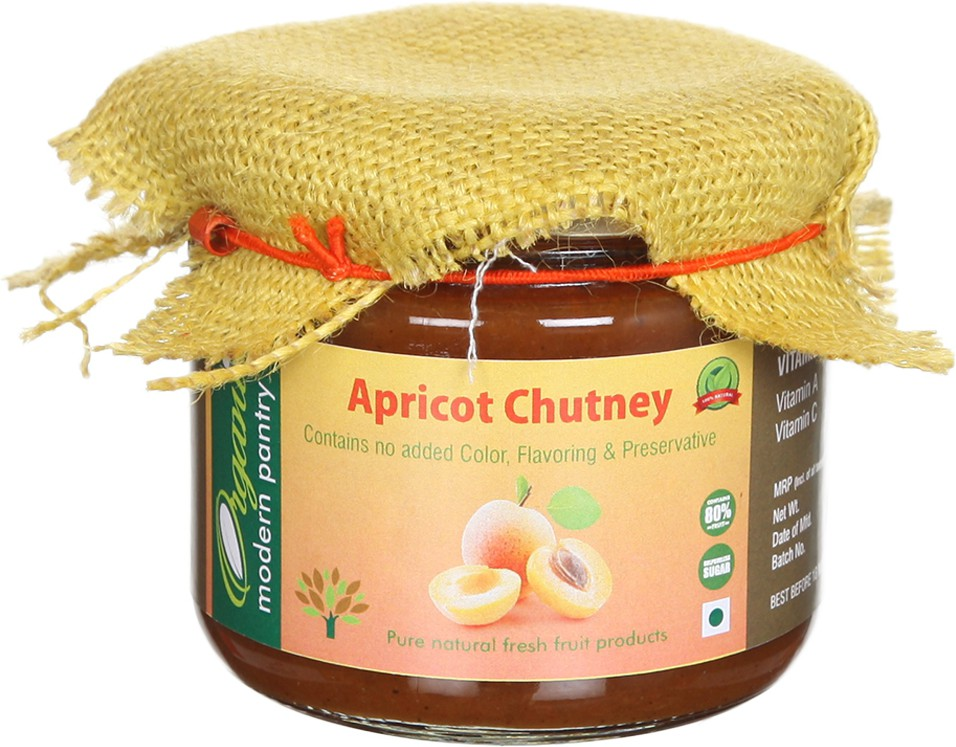 Modern Pantry Pure Natural Fresh Chutney