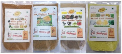 Dakshin's Spicy Cloud multipurpose combo pack Chutney Powder
