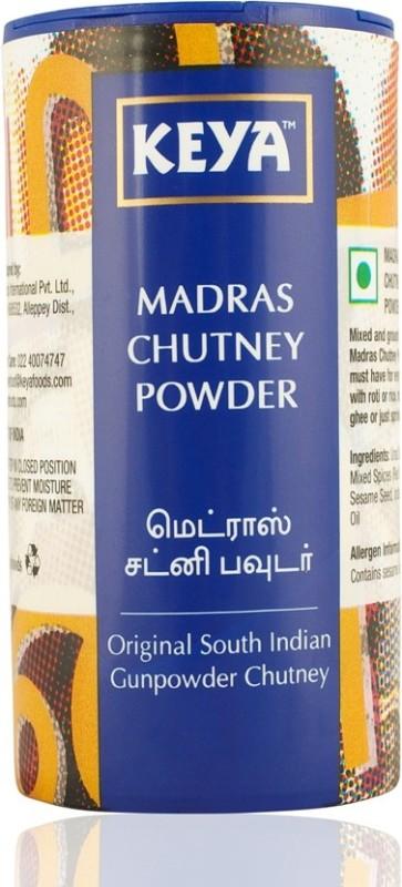 Keya Madras 80g - Pack of 4 Chutney Powder(80 g)