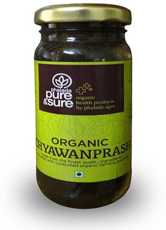 Phalada Pure & Sure Organic Chyawanprash(200 g Pack of 1)
