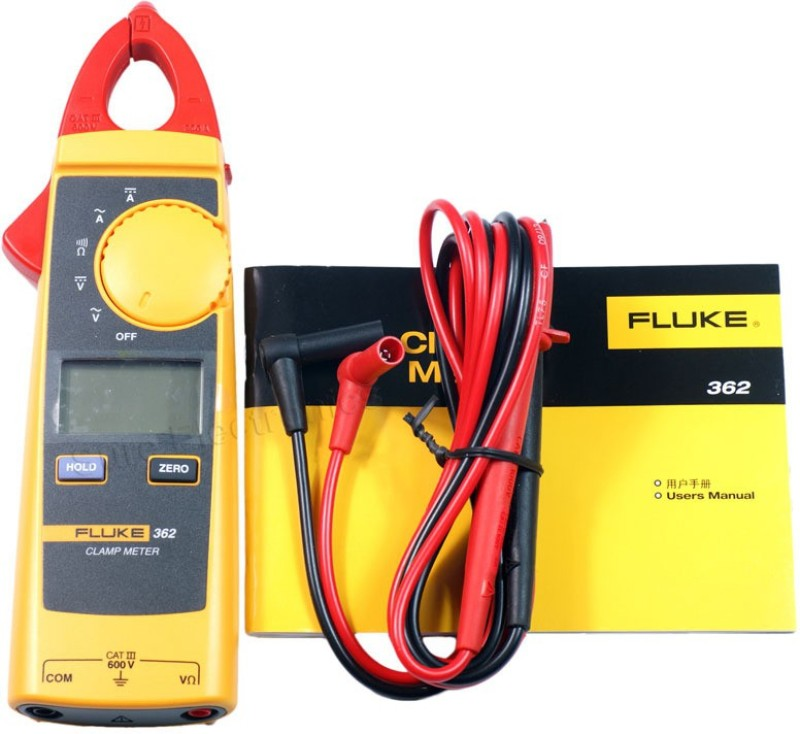 Fluke 362 Clamp Meter Non-magnetic Electronic Level(18 cm)