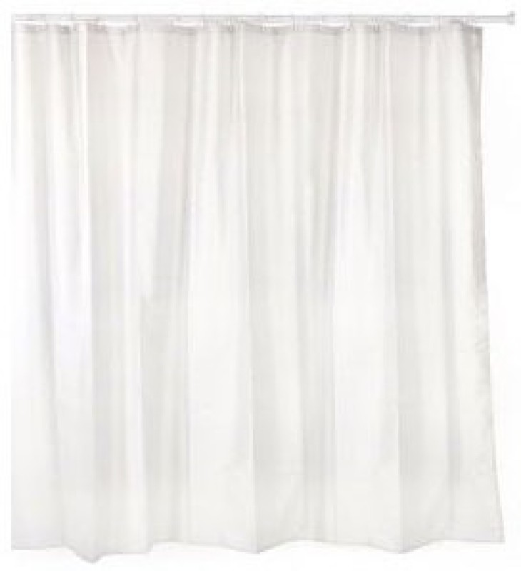 TATAY Shower Curtain Good Quality 220 X 200 White Cleaning Caddy(1  Caddy)