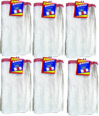 shagun Floor Clean Wet and Dry Cotton Cleaning Cloth