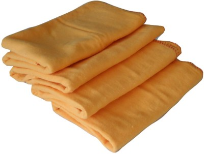 Snuggle Wet and Dry Cotton Cleaning Cloth(Pack of 4)