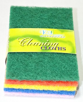 Global Home Wet and Dry Microfibre Cleaning Cloth