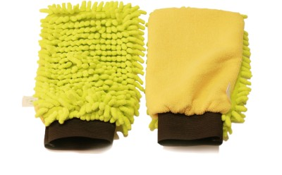 Star Clean Ninja Glove Wet and Dry Microfibre Cleaning Cloth