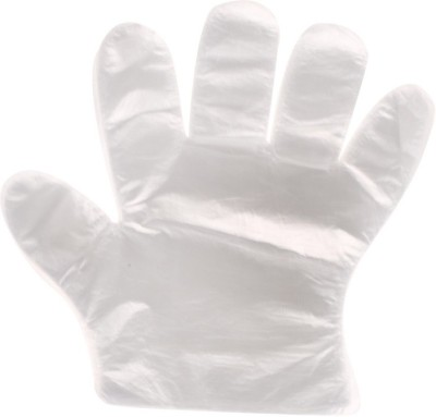 Webshoppers Wet and Dry Disposable Glove Set