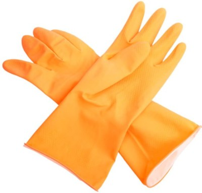 Medex House Hold Rubber (Set Of 3 Pair) Wet and Dry Glove